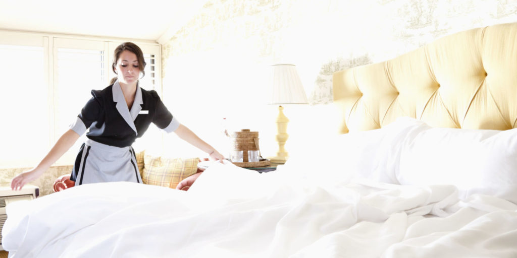 The Honest Truth About Hiring A Maid Service